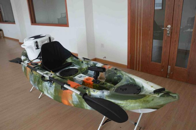 Customized Color Sit On Top Kayak Fishing Boats  275L*78W*40Hcm Normal Backseat