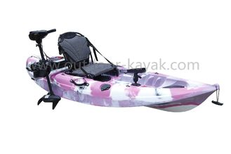 Stable Open Hull Recreational Touring Kayak Sit On Top Type High End Comfortable