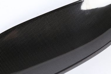 Full Carbon 210 Cm Lightweight Kayak Paddle Strong Structure Wing Blade Type supplier