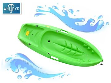 Popular Kids Sit On Kayak 180L*70W*23H Kids Plastic Kayak  Easy To Steer