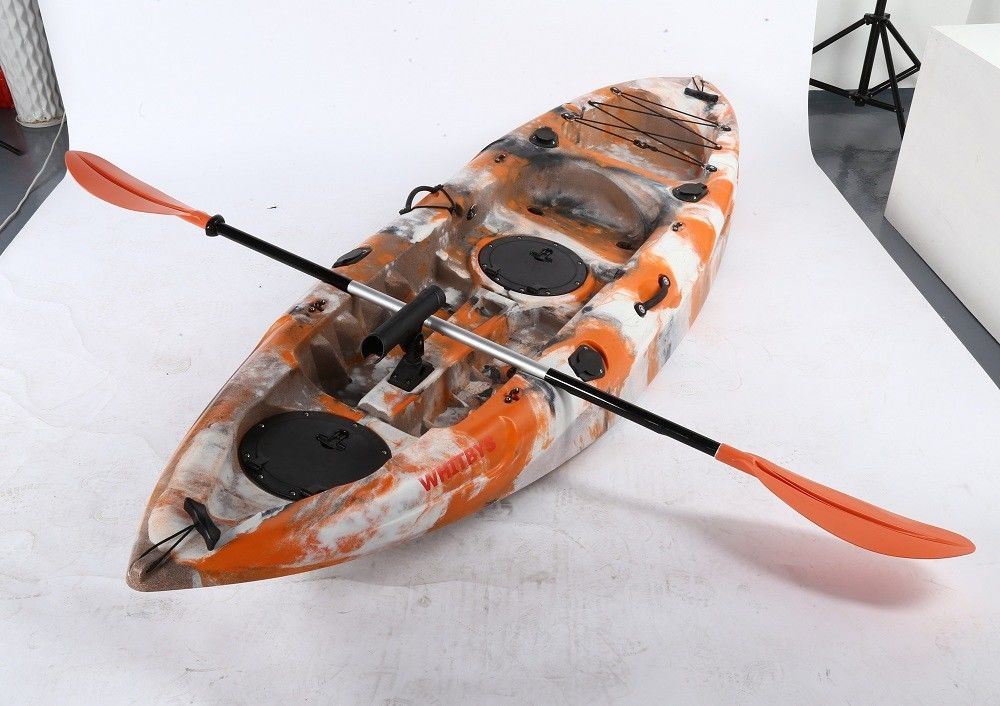 Wholesale Customized  Fishing Kayak 9 Feet, Touring  Sit On Top Angler Kayak Rotomolding