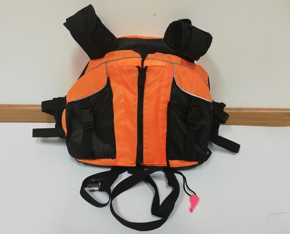 Outdoor Sport Fishing Kayak Safety Equipment Universal Adjustable Swimming Life Vest