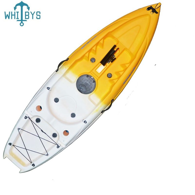 7ft Wave Youth Kayak 60kg / 132lbs Loading With Paddle And Comfortable Seat supplier