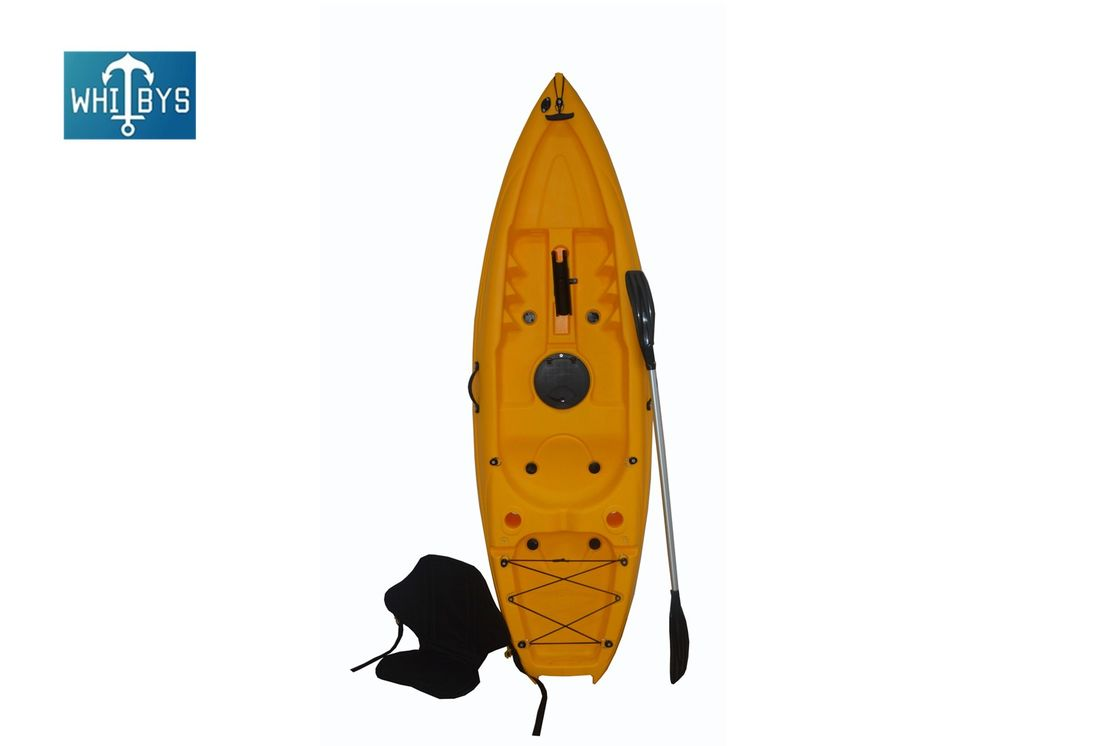 Hdpe Hull Material Childrens Sit On Kayak Kids River Kayak For Smaller Paddlers supplier